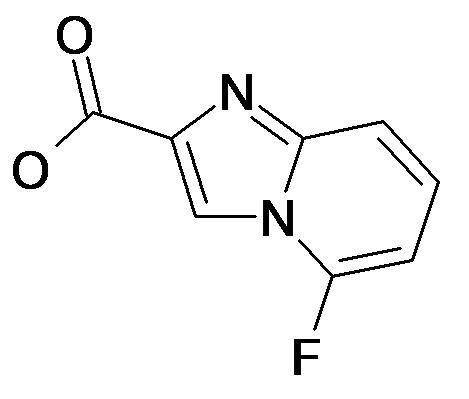 5-Fluoro-imidazo[1,2-a]pyridine-2-carboxylic acid