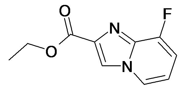 8-Fluoro-imidazo[1,2-a]pyridine-2-carboxylic acid ethyl ester