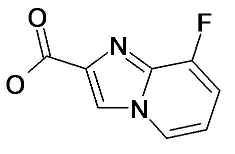 8-Fluoro-imidazo[1,2-a]pyridine-2-carboxylic acid