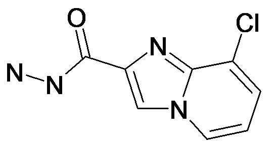 8-Chloro-imidazo[1,2-a]pyridine-2-carboxylic acid hydrazide