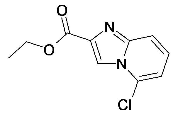5-Chloro-imidazo[1,2-a]pyridine-2-carboxylic acid ethyl ester