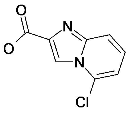 5-Chloro-imidazo[1,2-a]pyridine-2-carboxylic acid