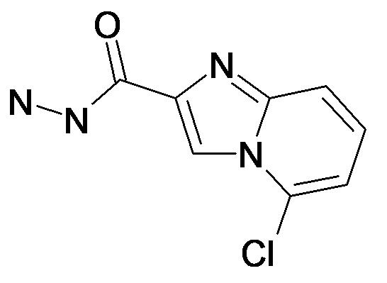 5-Chloro-imidazo[1,2-a]pyridine-2-carboxylic acid hydrazide