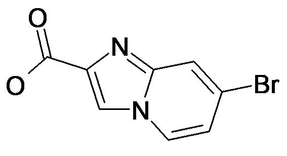 7-Bromo-imidazo[1,2-a]pyridine-2-carboxylic acid