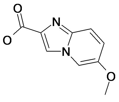 6-Methoxy-imidazo[1,2-a]pyridine-2-carboxylic acid