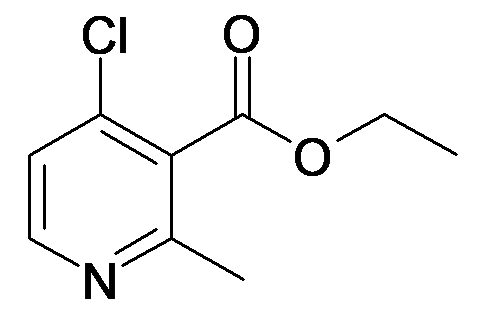 4-Chloro-2-methyl-nicotinic acid ethyl ester