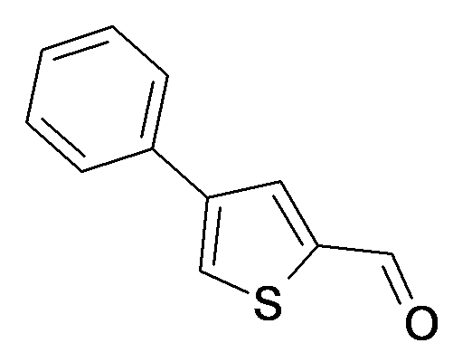 4-Phenyl-thiophene-2-carbaldehyde