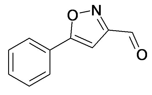5-Phenyl-isoxazole-3-carbaldehyde