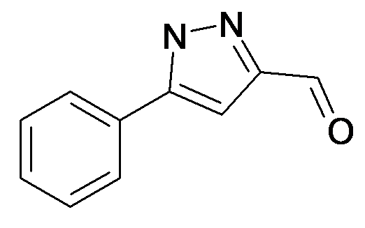 5-Phenyl-1H-pyrazole-3-carbaldehyde