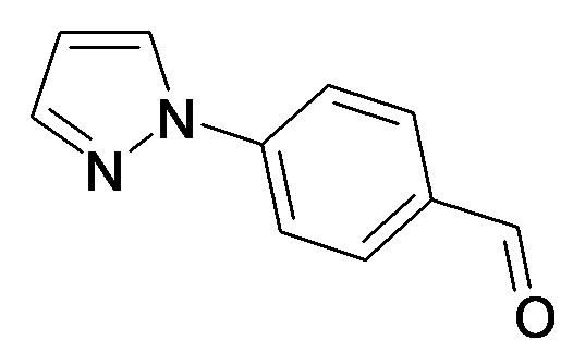 4-Pyrazol-1-yl-benzaldehyde