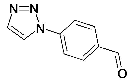 4-[1,2,3]Triazol-1-yl-benzaldehyde