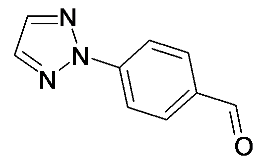 4-[1,2,3]Triazol-2-yl-benzaldehyde
