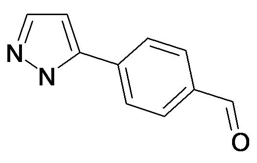 4-(2H-Pyrazol-3-yl)-benzaldehyde