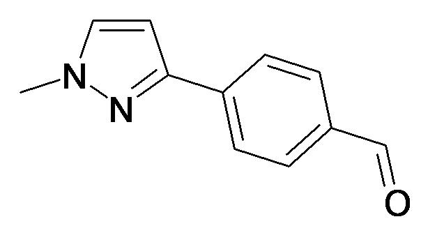 4-(1-Methyl-1H-pyrazol-3-yl)-benzaldehyde