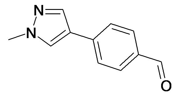 4-(1-Methyl-1H-pyrazol-4-yl)-benzaldehyde