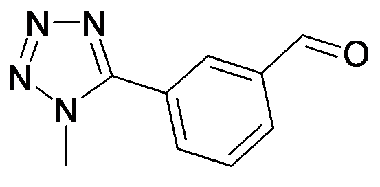 3-(1-Methyl-1H-tetrazol-5-yl)-benzaldehyde