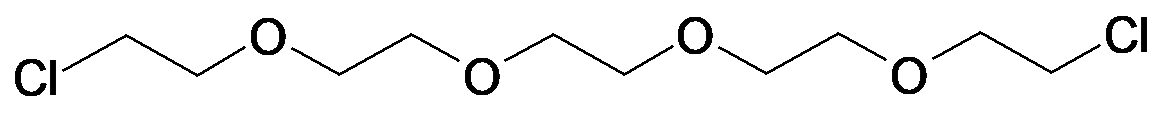 1-Chloro-2-(2-{2-[2-(2-chloro-ethoxy)-ethoxy]-ethoxy}-ethoxy)-ethane