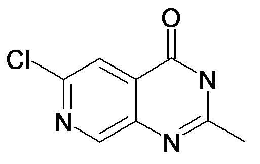 6-Chloro-2-methyl-3H-pyrido[3,4-d]pyrimidin-4-one