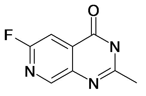 6-Fluoro-2-methyl-3H-pyrido[3,4-d]pyrimidin-4-one