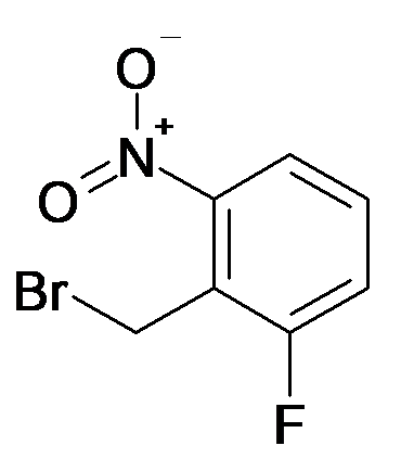 2-Bromomethyl-1-fluoro-3-nitro-benzene