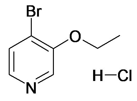 4-Bromo-3-ethoxy-pyridine; hydrochloride