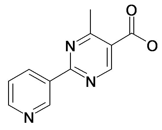4-Methyl-2-pyridin-3-yl-pyrimidine-5-carboxylic acid