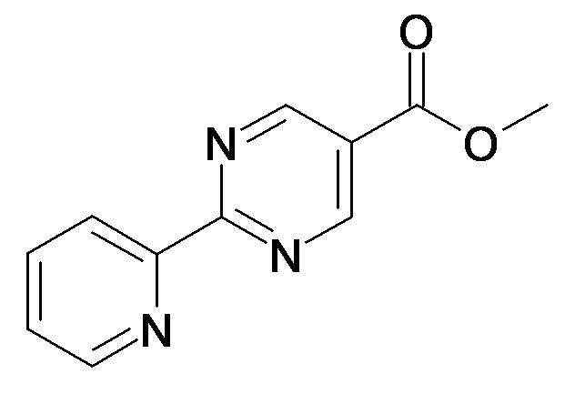 2-Pyridin-2-yl-pyrimidine-5-carboxylic acid methyl ester
