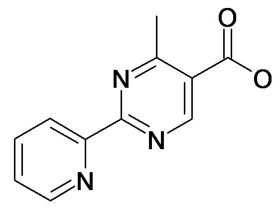4-Methyl-2-pyridin-2-yl-pyrimidine-5-carboxylic acid