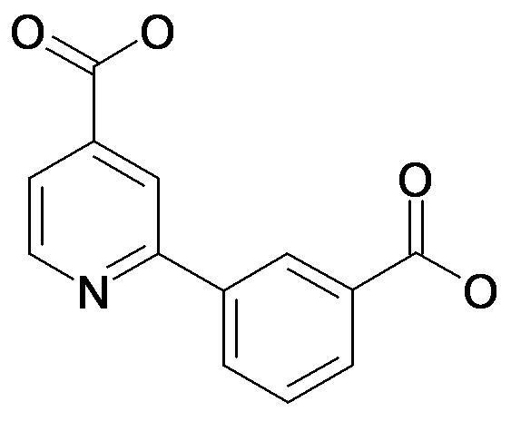 2-(3-Carboxy-phenyl)-isonicotinic acid