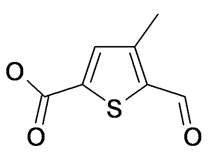 5-Formyl-4-methyl-thiophene-2-carboxylic acid