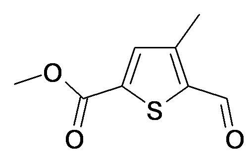 5-Formyl-4-methyl-thiophene-2-carboxylic acid methyl ester