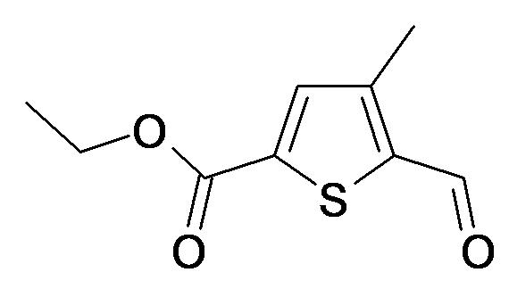 5-Formyl-4-methyl-thiophene-2-carboxylic acid ethyl ester