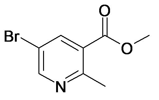 5-Bromo-2-methyl-nicotinic acid methyl ester