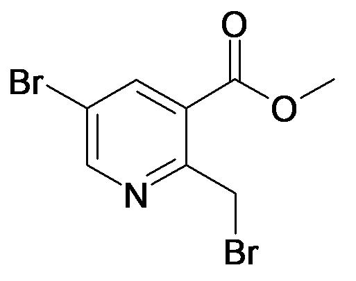 5-Bromo-2-bromomethyl-nicotinic acid methyl ester