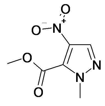 2-Methyl-4-nitro-2H-pyrazole-3-carboxylic acid methyl ester