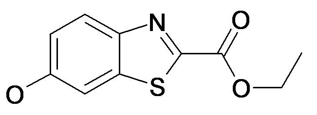 6-Hydroxy-benzothiazole-2-carboxylic acid ethyl ester
