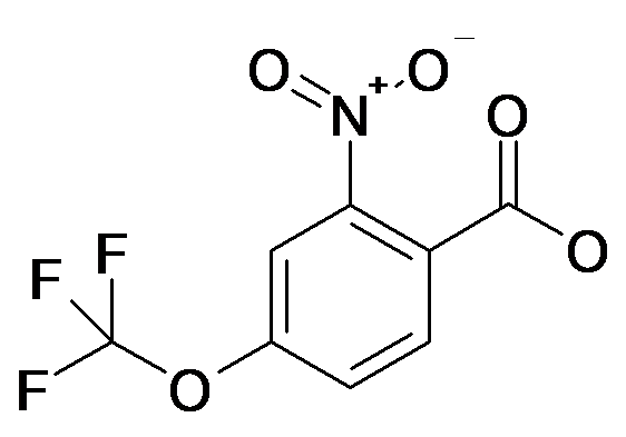 2-Nitro-4-trifluoromethoxy-benzoic acid