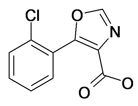 5-(2-Chloro-phenyl)-oxazole-4-carboxylic acid