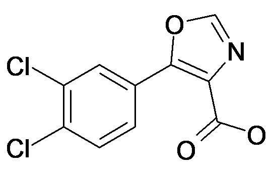 5-(3,4-Dichloro-phenyl)-oxazole-4-carboxylic acid