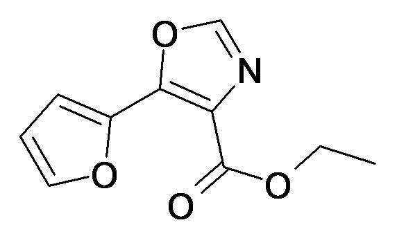5-Furan-2-yl-oxazole-4-carboxylic acid ethyl ester