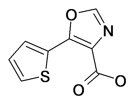 5-Thiophen-2-yl-oxazole-4-carboxylic acid