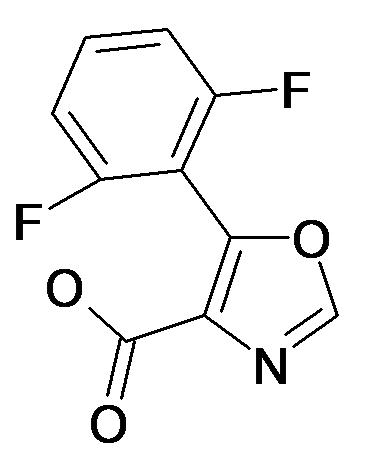 5-(2,6-Difluoro-phenyl)-oxazole-4-carboxylic acid