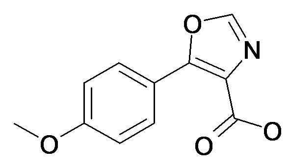 5-(4-Methoxy-phenyl)-oxazole-4-carboxylic acid