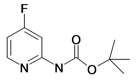 tert-Butyl (4-fluoropyridin-2-yl)carbamate