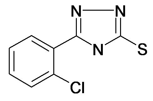5-(2-Chloro-phenyl)-4H-[1,2,4]triazole-3-thiol