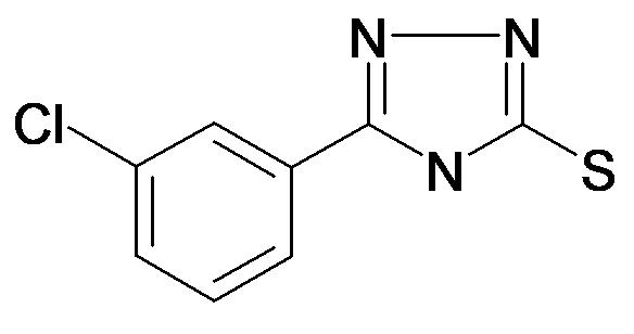 5-(3-Chloro-phenyl)-4H-[1,2,4]triazole-3-thiol