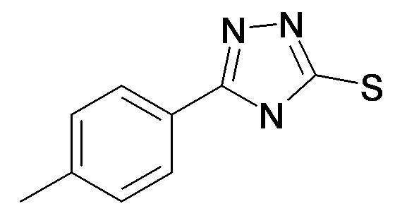 5-p-Tolyl-4H-[1,2,4]triazole-3-thiol