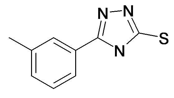 5-(3-METHYLPHENYL)-4H-1,2,4-TRIAZOLE-3-THIOL