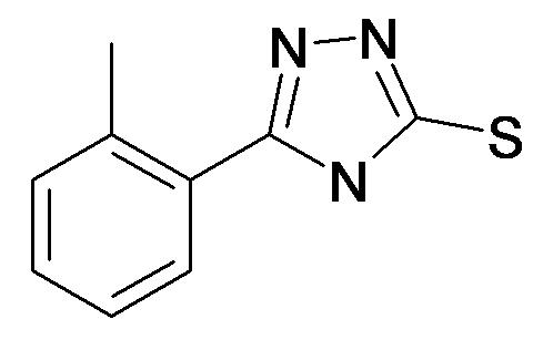 5-(2-METHYLPHENYL)-4H-1,2,4-TRIAZOLE-3-THIOL