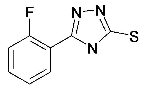 5-(2-Fluoro-phenyl)-4H-[1,2,4]triazole-3-thiol